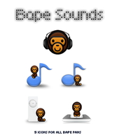Bape Sounds by chun-the-ripper