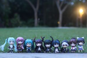 Nendoroid Group Picture by kixkillradio