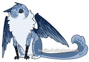 Griffin Adoptable - CLOSED by Karijn-s-Basement