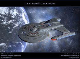 STAR TREK - ICICLE: The MIDWAY-Chronicles by ulimann644