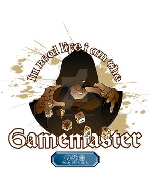 Pen and paper: the Gamemaster