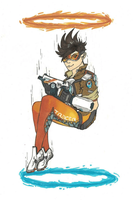 Tracer by TheArticPegasus
