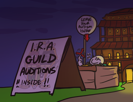 IRA guild auditions by Ritualist