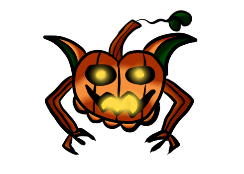 [#39 UT Halloween Community Collab] Pumpkin Wood by Evil-Black-Sparx-77