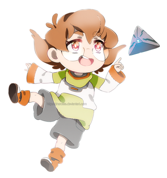 Pidge by Charoitte