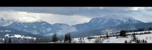 Saturday At Foot Of The Tatra Mountains - Panorama by skarzynscy