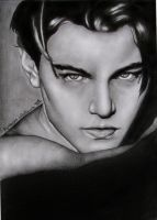 Young Leonardo DiCaprio by toujourshigher
