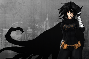 Black Bat by mell0w-m1nded
