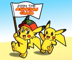 Join the Ashchu Club by Coshi-Dragonite