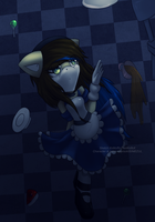 Collab: alice? by Zombiezul