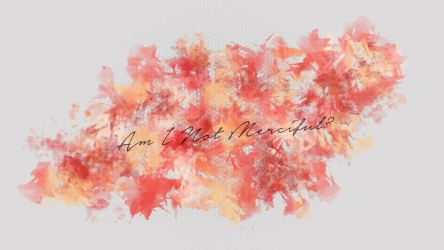 WP: Merciful by Mariesen