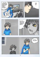 HS - CG: Comfort the heir - p1 by ChibiEdo