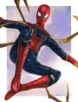 Iron Spider-Man by EquineRibbon