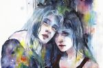 summer rain by agnes-cecile