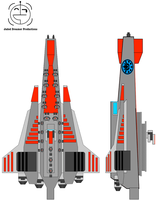 Republic Neo Capital Ship by TheSciFiArtisan