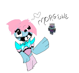 Morgenne - ROBLOX Myth Art #1 by Courage-Is-Contented