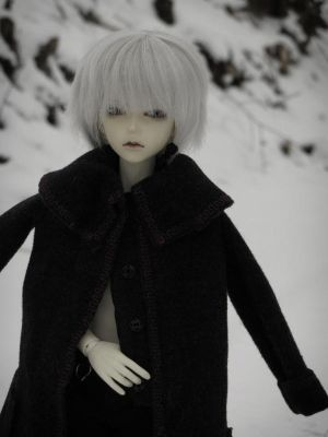 silver and cold by anninke