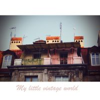 My little vintage world by imp-girl
