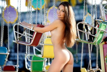Fairground by abclic