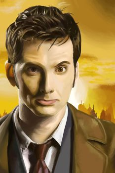 The Doctor by quila111