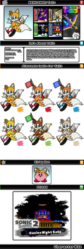 Newcomer Tails by evilwaluigi
