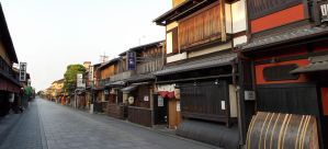 Gion Kyoto by SheltieWolf
