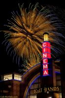 le cinema go boom by ColinPortfolio