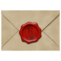 Steampunk Mail Icon by pendragon1966