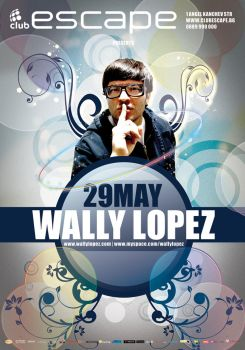 wally lopez at escape by fosian