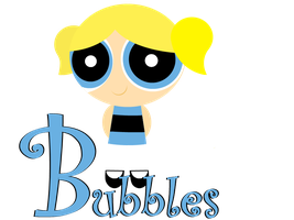 Bubbles - No Outline by 6ninjafox9