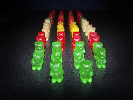 March of the Gummies 1 by SCOm1359AP
