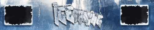 Ice Gaming Banner by RCDezine