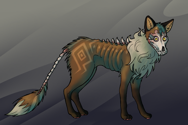 Rot the fox by Jedni