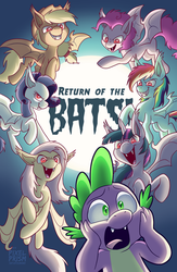 Return of the Bats! by Pixel-Prism