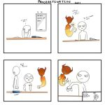 Just a comic by JustUsWaffles