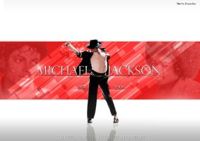 In Memory of MJ by PaalM