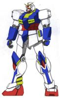 NEPMS-02A Gundam -Front- by Rom-Stol