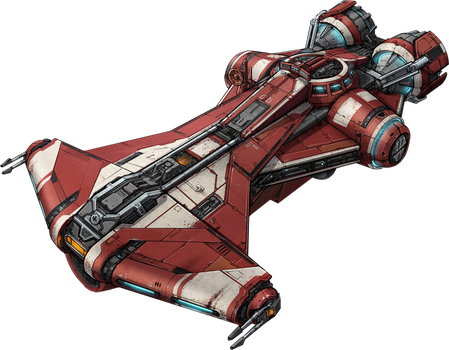 SWTOR - Jedi Starship by DoctorAnonimous