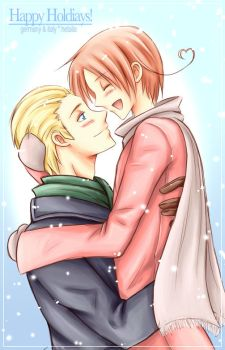 APH - Happy Holidays by sessystalker