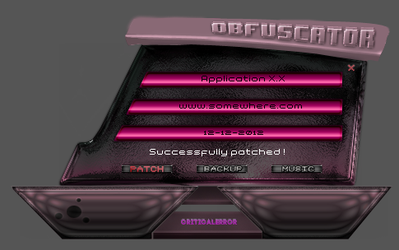 Obfuscator by CriticalE
