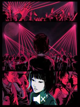 Nightclubs by Picolo-kun
