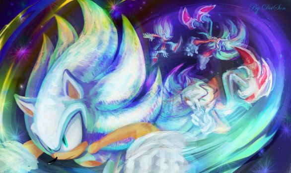 Hyper Sonic by DciSon