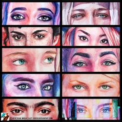 Eyes collection by lazy-brush