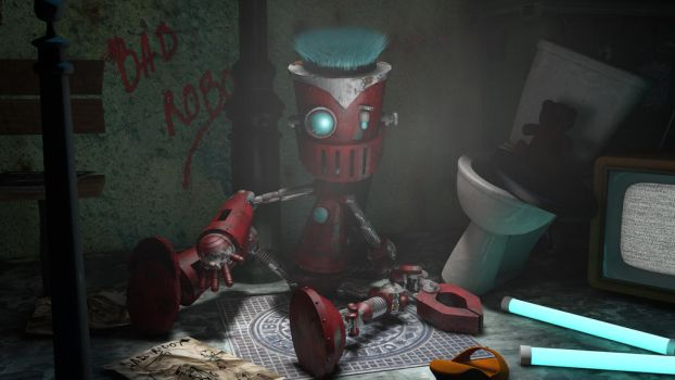 Vl Bad Robot by gaia2013
