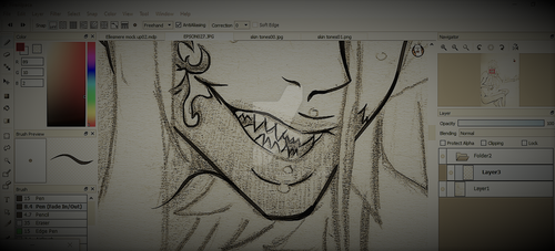 Teaser WIP by Kaine69