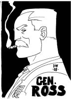 Gen. ROSS by dadicus