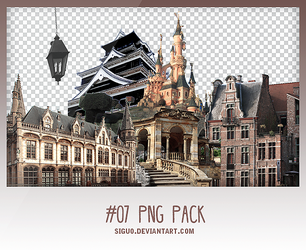#07 Png Pack by Bai by Siguo