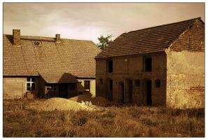 houses by almonsor-stock