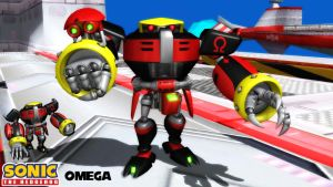 (MMD Model) E-123 Omega Download by SAB64