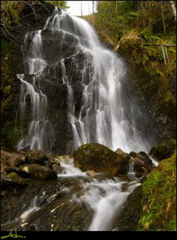 suiattle falls lower tier by NWunseen
